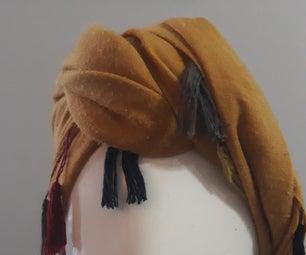 3 Vintage Headwrap Styles
