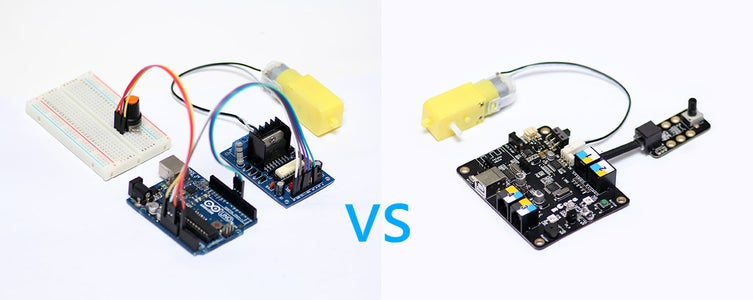 Introducing to the Electronics of MBot