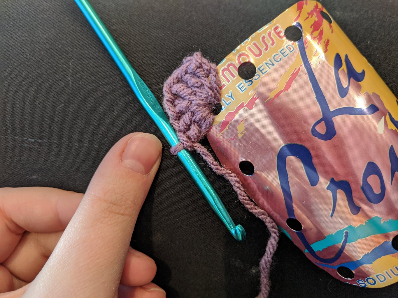 Start Crocheting