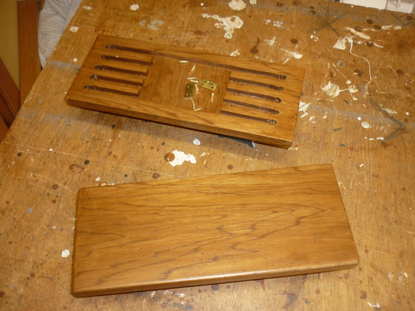 Sand and Stain