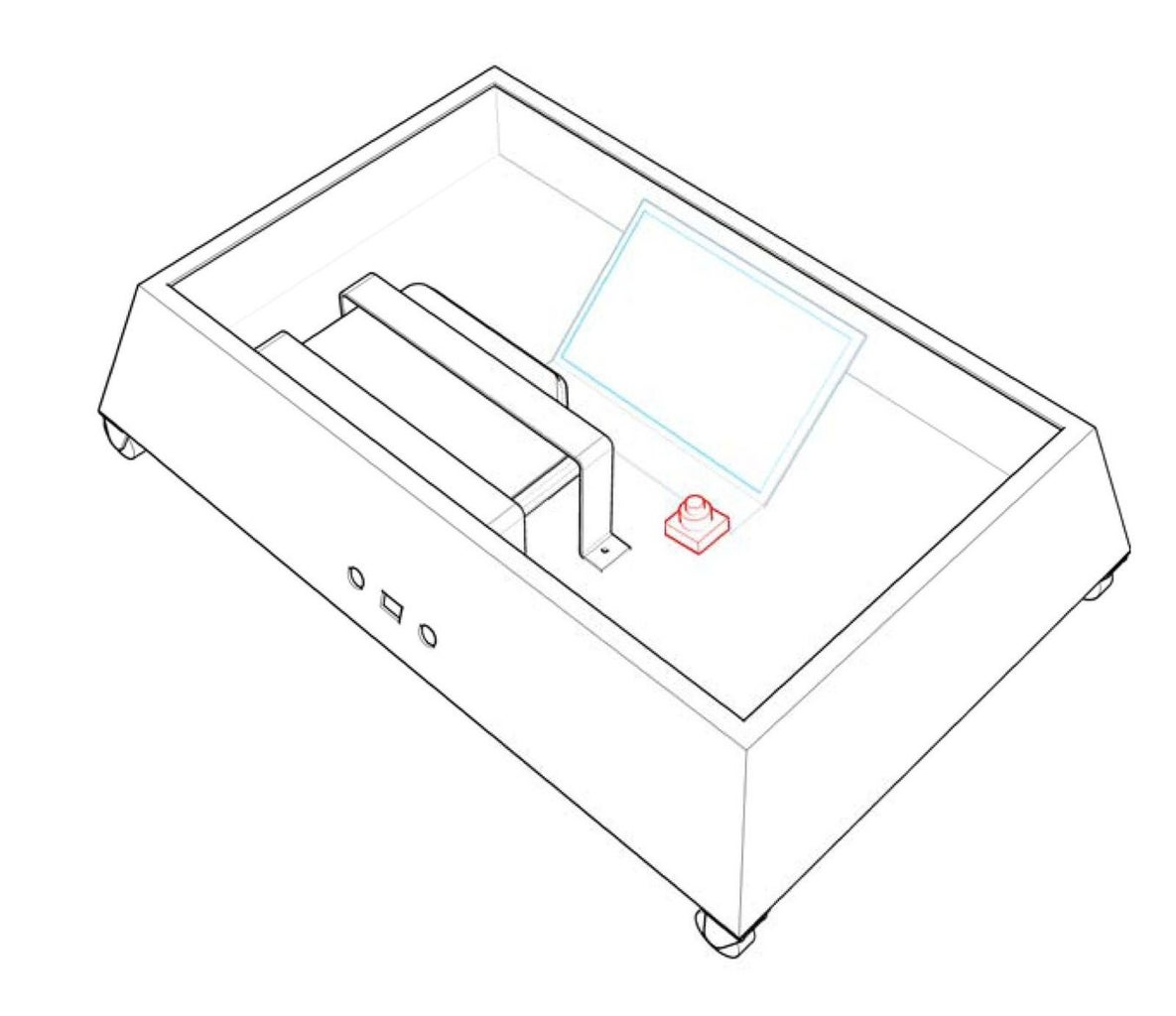Components: the Projector