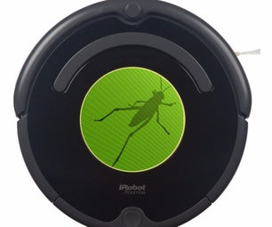Drive a Roomba Robot From Grasshopper Using Computer Vision