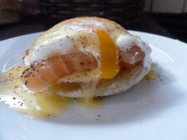 Eggs Hemingway