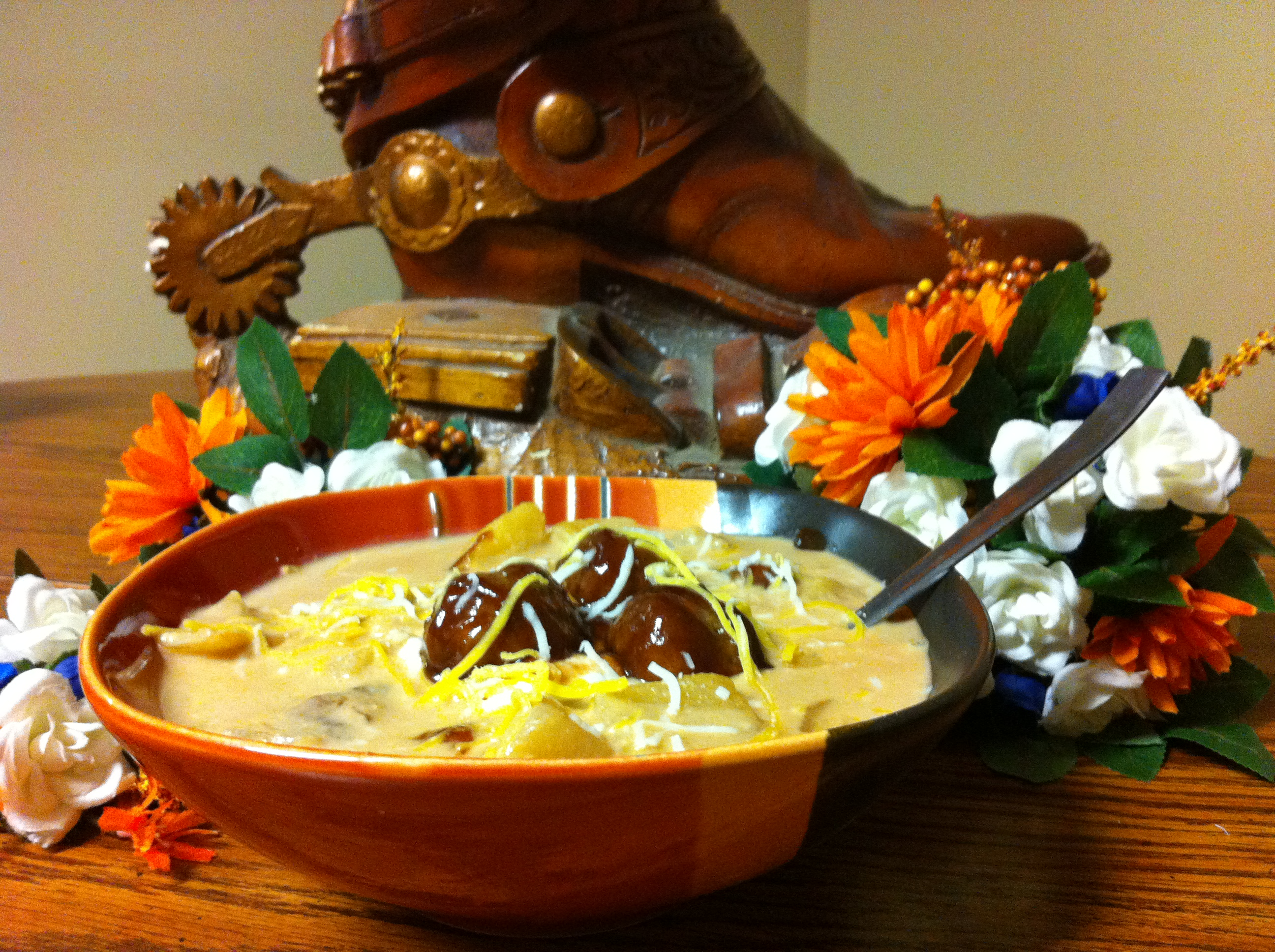 Idaho Cowboy  Crockpot Soup