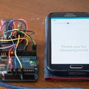 Bluetooth communication between Arduino, HTML and Android