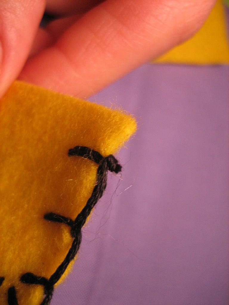 Decorative Stitches!
