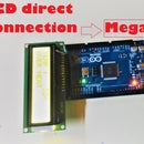 Connect LCD Directly to Your Arduino Mega