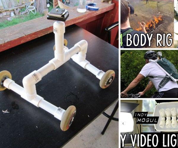 PVC Camera Gear