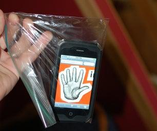 Simple Weatherproofing of IPhone