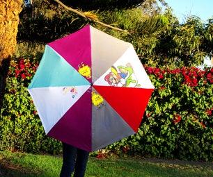 T-Shirt Umbrella