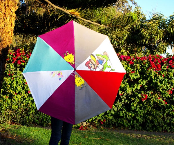 T-Shirt Umbrella