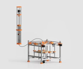Paste Extruder Add-on for 3D Printers