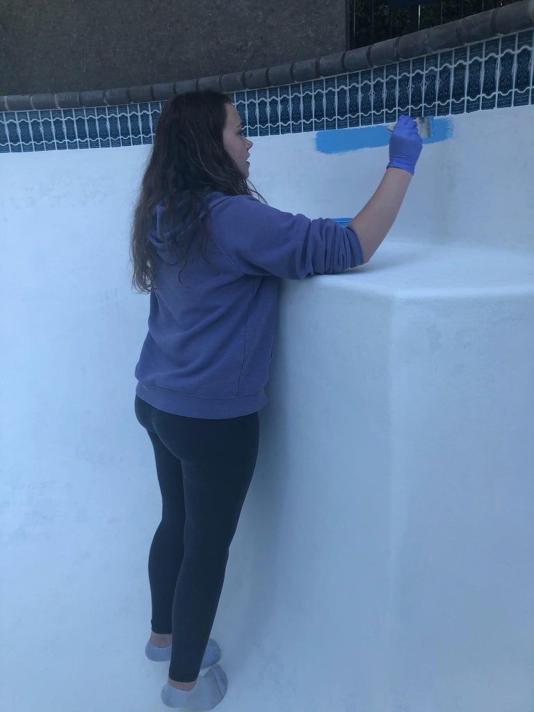 PAINT YOUR POOL