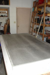 Trowel the Concrete to Smooth It Out