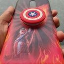 Captain America 3D Shield Cover