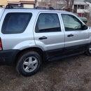 Ford Escape Tailgate Fix