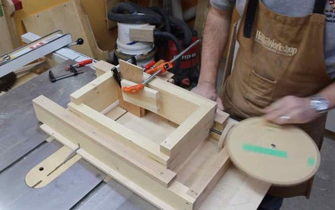 Build the Tray First