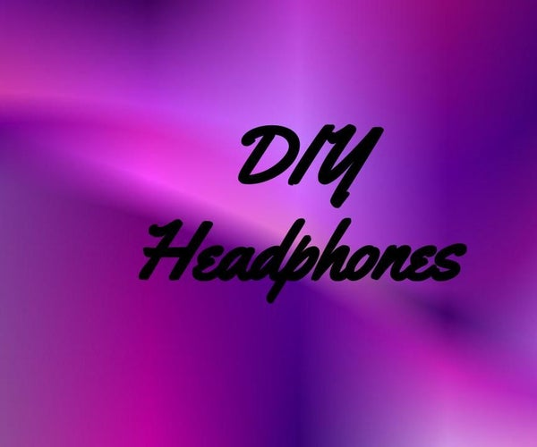 Beats by Jerianne and Lilian (DIY Headphones)