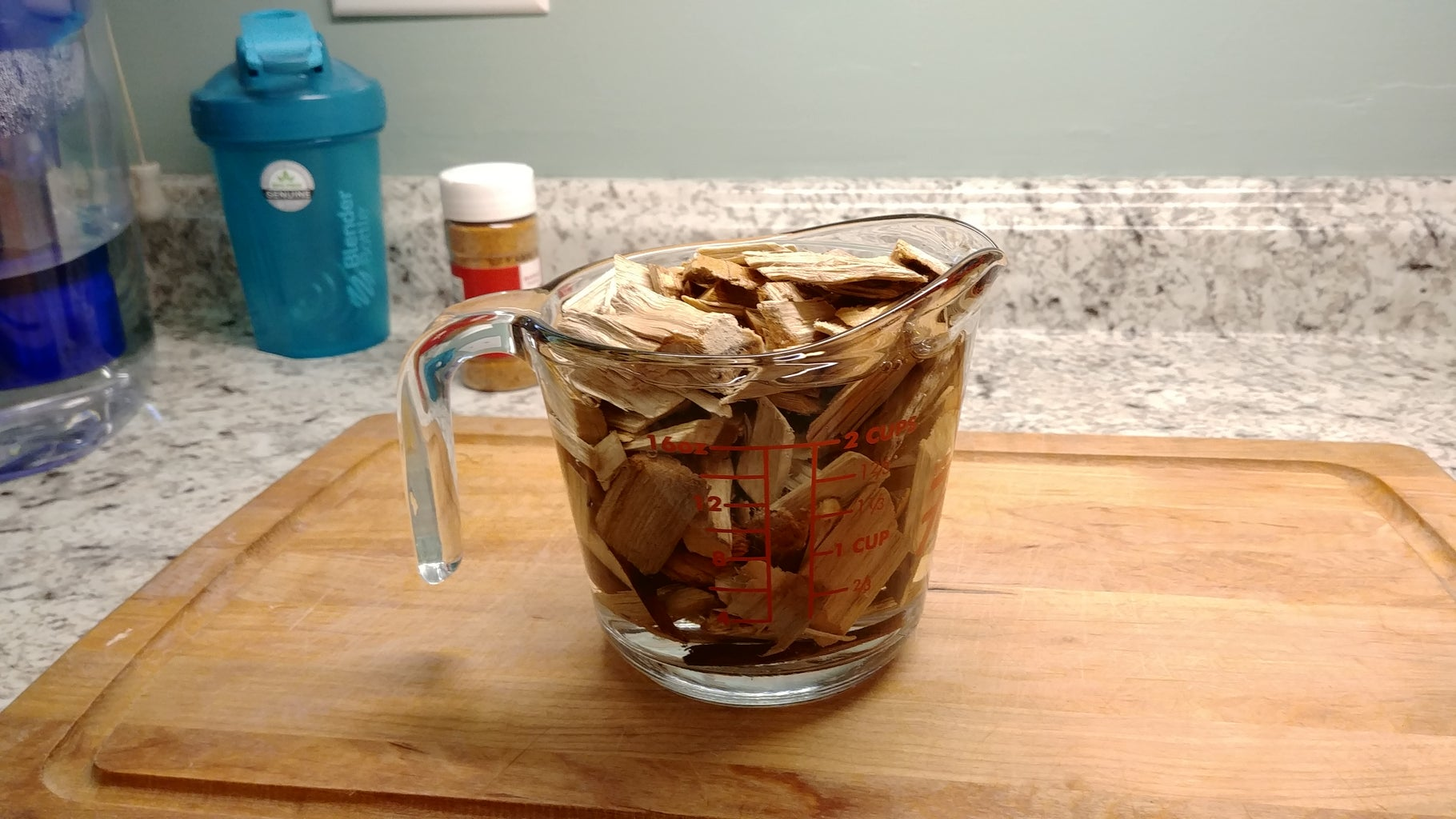 Kitchen Prep 1