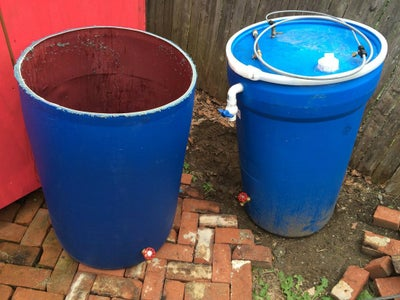 Build the Biogas Collector