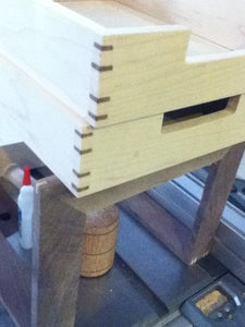 Cut the Spline Grooves in the Trays and the Frame at the Same Time