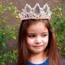 Disney Ultimate Tangled Rapunzel Inspired Crown Tiara for dress up, Halloween, Birthday,