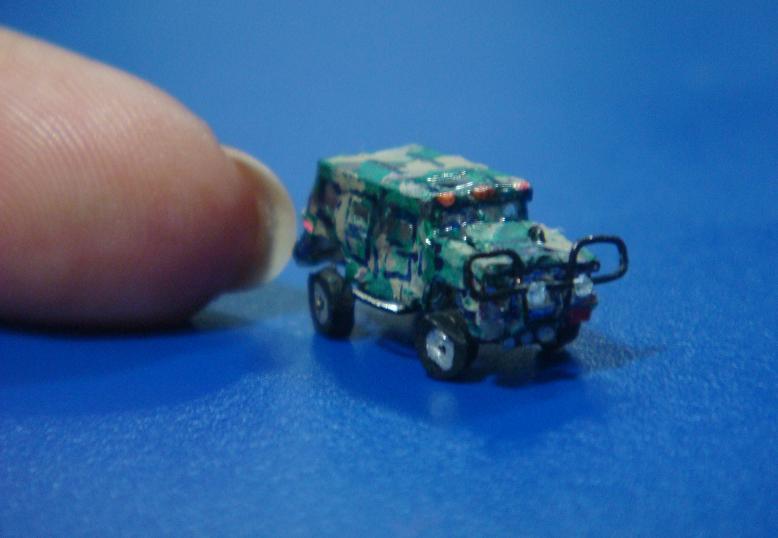 Tiny Hummer