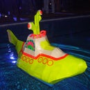 Yellow Submarine in cardboard!!!