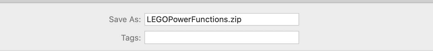 Power Function Library Set Up