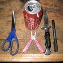 How to make a mini alcohol/pocket stove