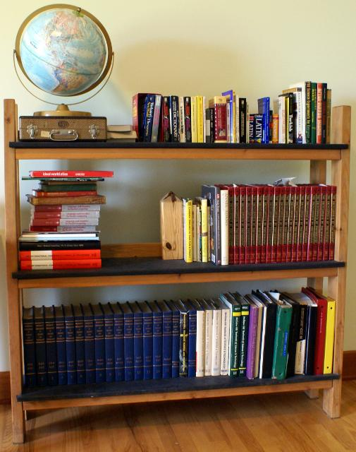 Bookcase Shelves That Do Not Sag