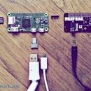 Multiroom Client mit Raspberry Pi ZERO und pHAT DAC