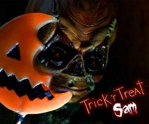 Trick 'r Treat Sam Costume!