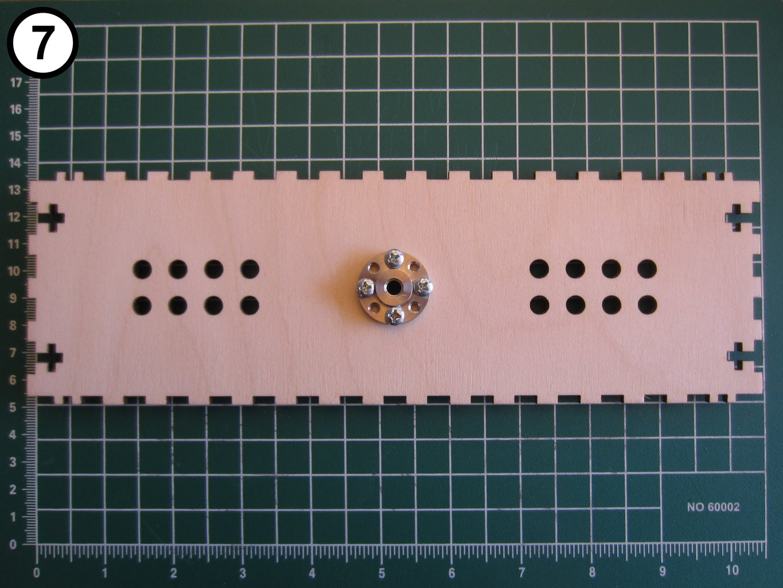 Assemble the Bottom Panel