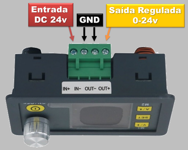 DPS3005 Digital Programmable Controller Connection
