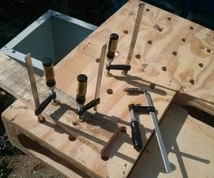 Custom Bench Dog Clamps