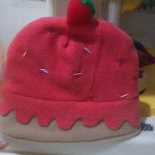 Cupcake Hat