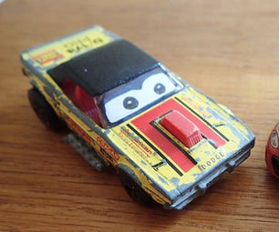 """From Toy Cars to """"Cars"""" Toys!"""