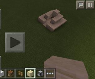 How to Make a Mini Minecraft Pyramid
