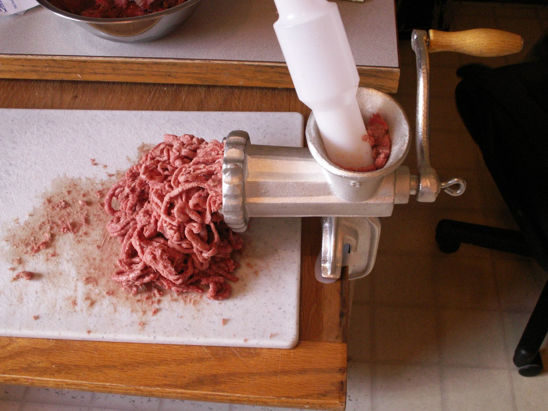 Grind Meat