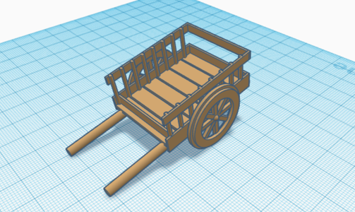Making a Wagon!