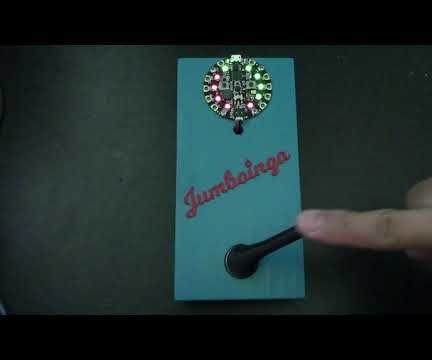 Jumboinga - the Jumping Boinging Game