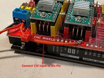 Preparing the CNC Stepper Motor Shield