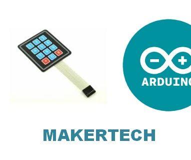 Interface Keypad With Arduino