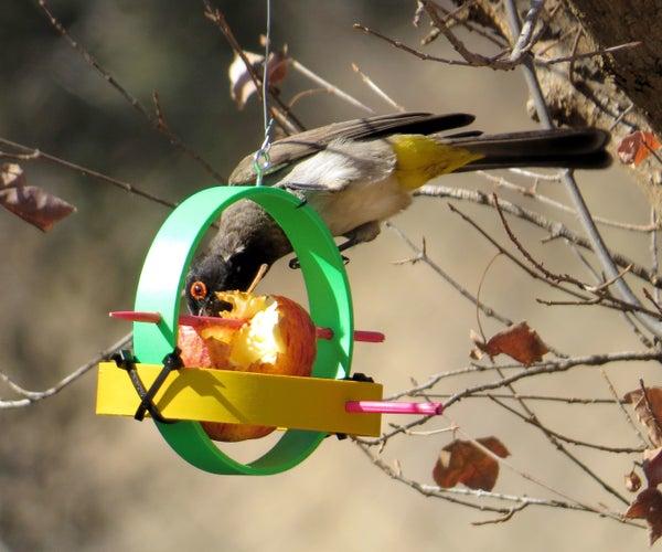 Fruity Bird Feeder