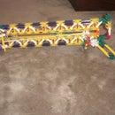 knex v1 high powerd cross bow
