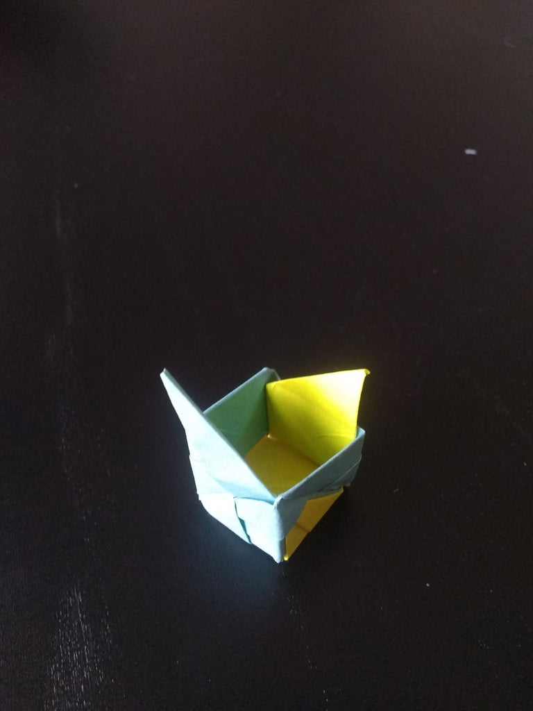 Construction of Cube, Pt. 5