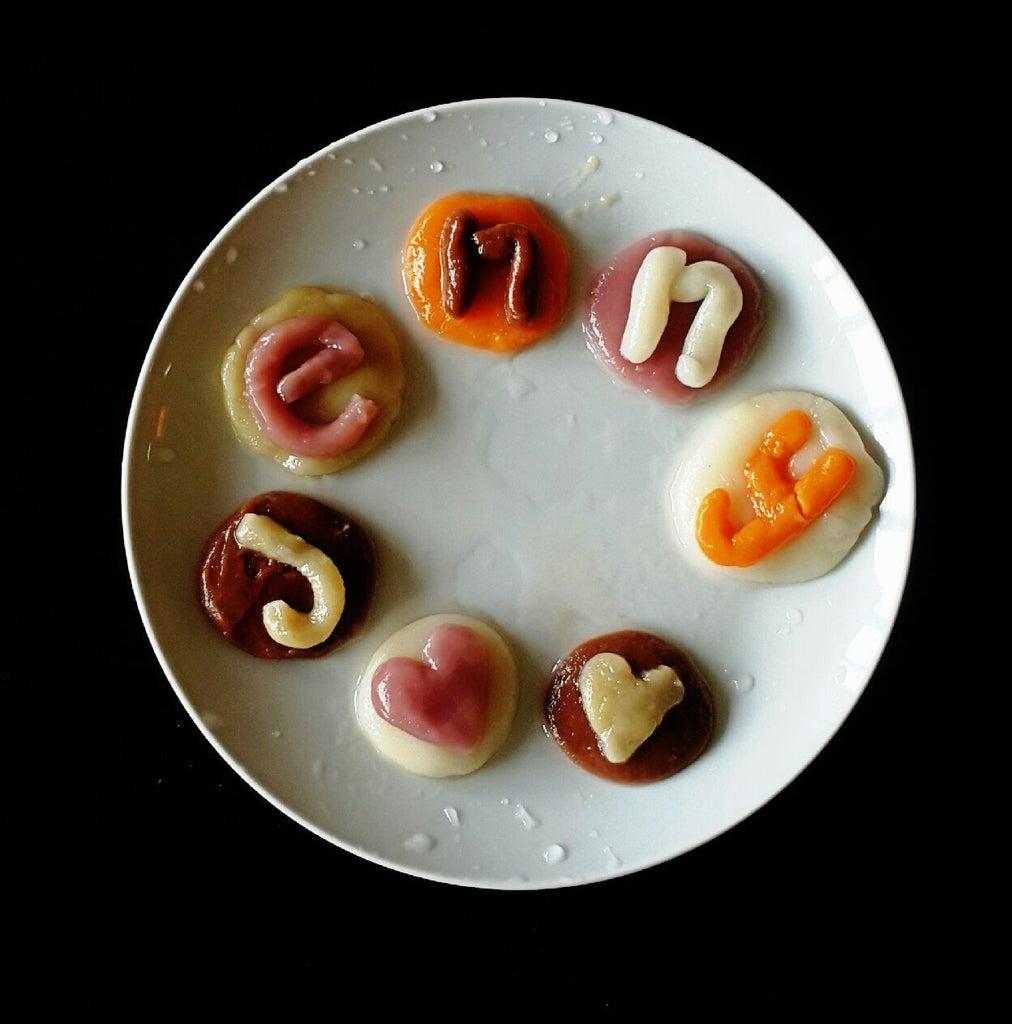 (b): Transfer Dumplings to Cool Down.