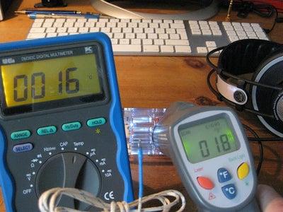 Running Temperature