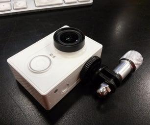Xiaomi Yi Lens Cap